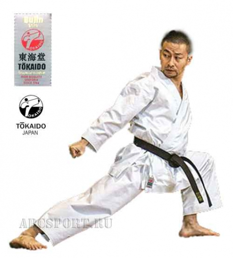 Каратеги TOKAIDO BUGIN SHIRO