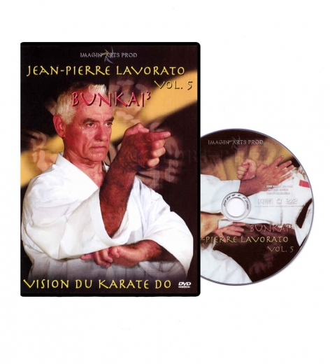 Vision du karate do by J.-P. Lavorato
