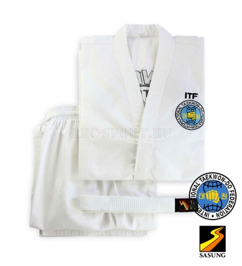Добок Sasung ITF White Belt
