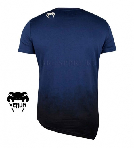 Футболка Venum Interference 2.0 Navy Blu