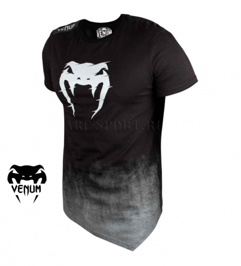 Футболка Venum Interference 2.0 Black/Grey