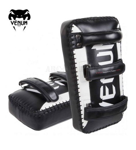 Пэды Venum Giant Black/White (пара)