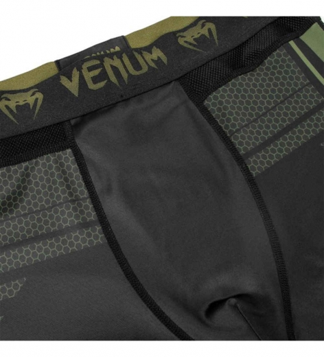 Купитиь компрессионные штаны Venum 2.0 Technical Khaki/Black